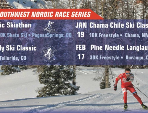 SOUTHWEST NORDIC RACE SERIES