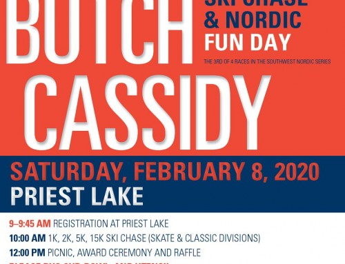 2020 Butch Cassidy Ski Chase & Nordic Fun Day
